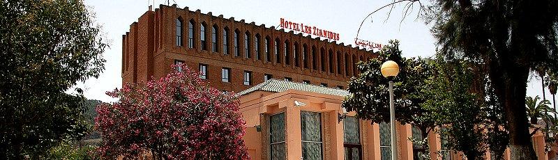 Tlemcen - Hôtel les Zianides Tlemcen