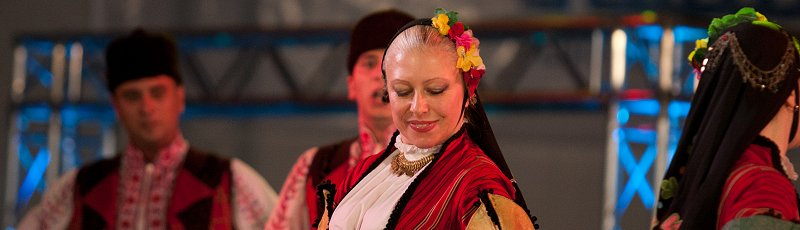 El-Oued - Festival Culturel Européen en Algérie