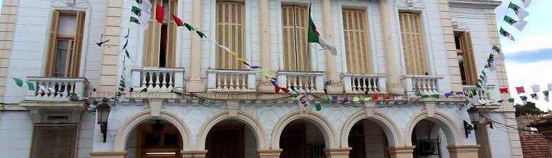 الجزائر - APC : Assemblée Populaire Communale