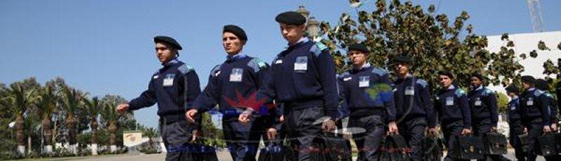 النعامة - Ecole des cadets de la Nation