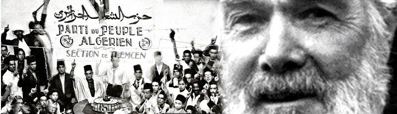 Béjaia - PPA : Parti du Peuple Algérien