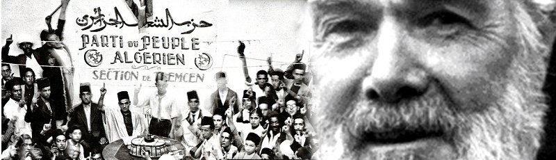 El-Oued - PPA : Parti du Peuple Algérien