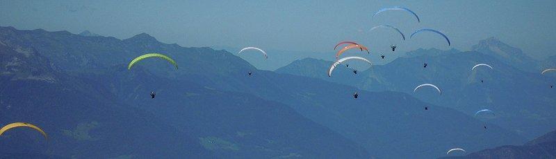 Batna - Sport aérien : aéroplaneur, aéromodélisme, deltaplane ...