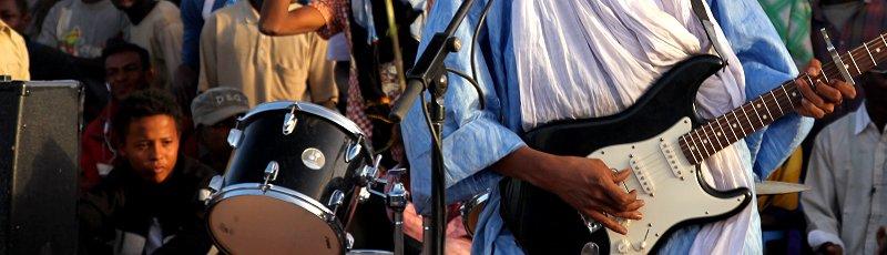 Tamanrasset - Festival national de la musique et de la chanson amazighes