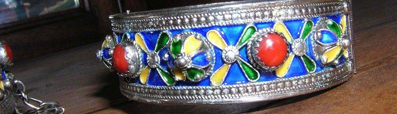 تيزي وزو - Fête du bijou kabyle et de l'artisanat berbère