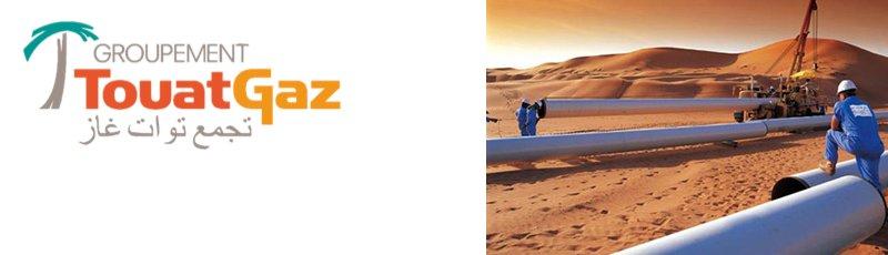 أدرار - Groupement TouatGaz