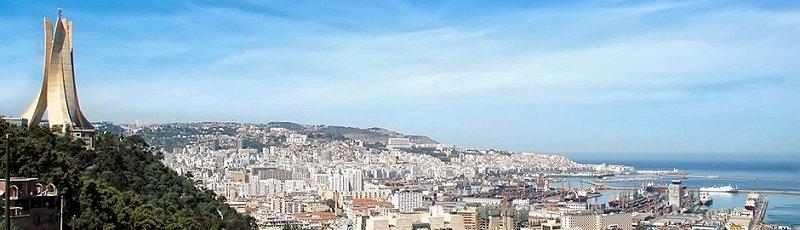 الشلف - Projets Blanche Algérie