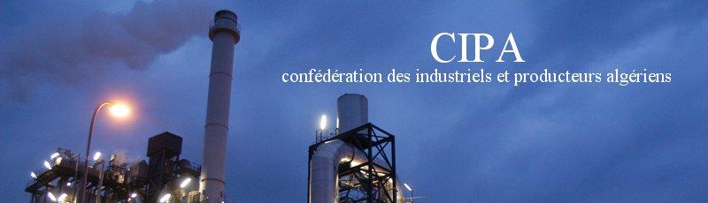Médéa - CIPA : confédération des industriels et producteurs algériens