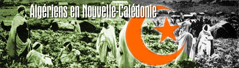 Bouira - Algériens en Nouvelle-Calédonie