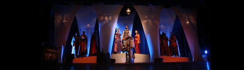 Béjaia - Festival du théâtre international de Béjaïa