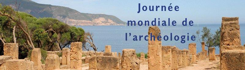Toute l'Algérie - Journée mondiale de l'archéologie