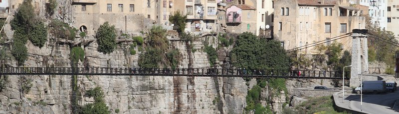 Tipaza - Ponts, passerelles, viaducs et tunnels