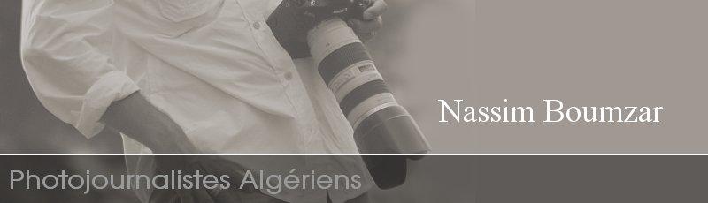 Alger - Nassim Boumzar