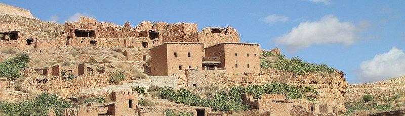 Algérie - Balcons du Ghoufi