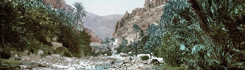 بسكرة - Gorges d'El Kantara