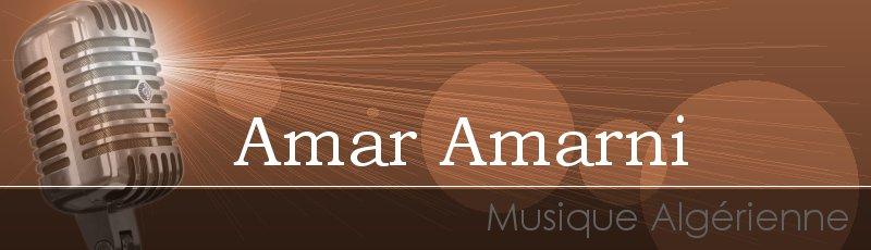 تيزي وزو - Amar Amarni