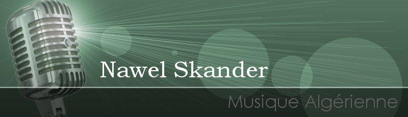الجزائر العاصمة - Nawel Skander