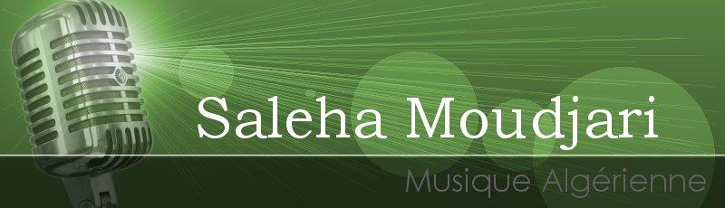 الجزائر العاصمة - Saleha Moudjari