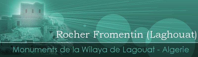 الأغواط - Rocher Fromentin, Laghouat