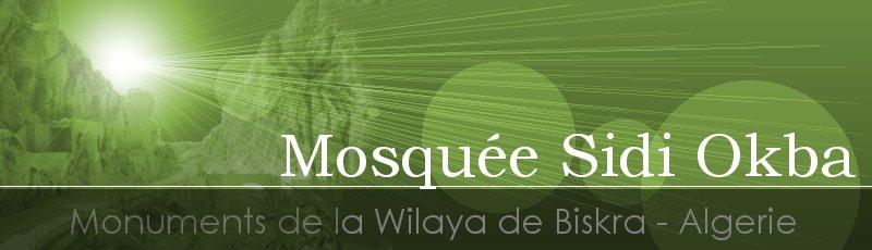 بسكرة - Mosquée Sidi Okba