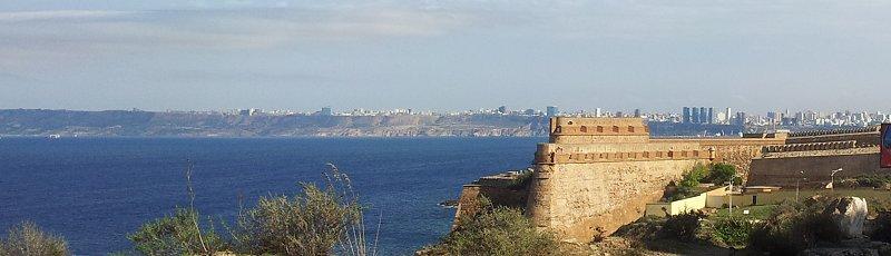 Oran - Les Forts de Mers-el-Kébir