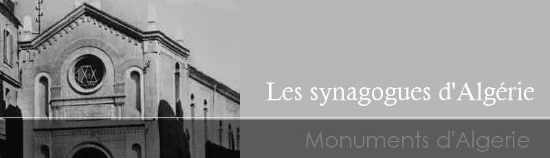 Tlemcen - Synagogues d'Algérie
