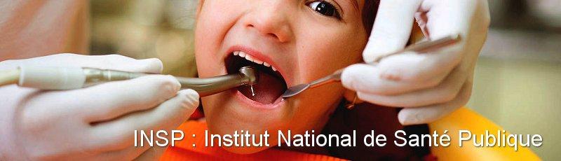 عين الدفلى - INSP : Institut National de Santé Publique