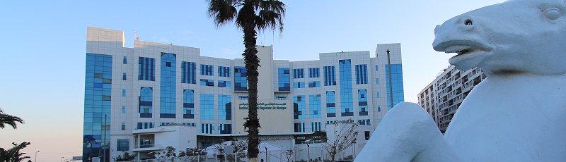 الجزائر العاصمة - INSM : Institut National Supérieur de Musique