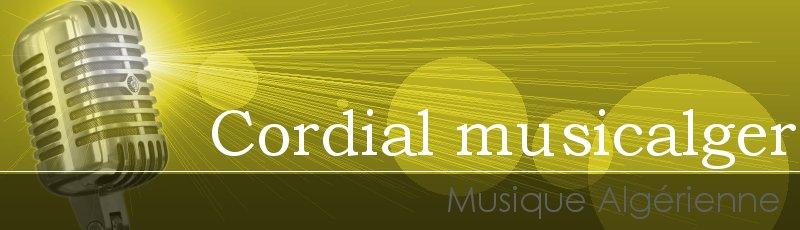الجزائر العاصمة - Cordial Musicalger