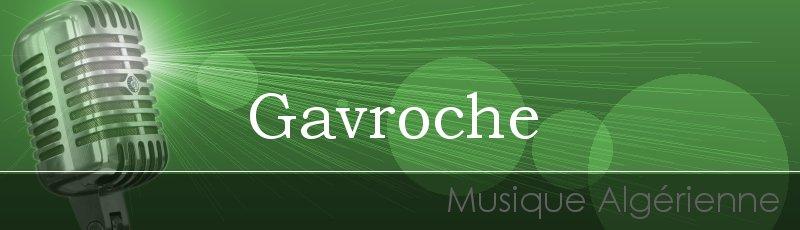 Algérie - Gavroche
