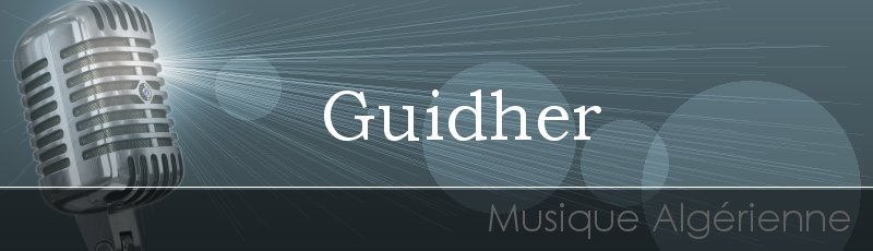 Batna - Guidher