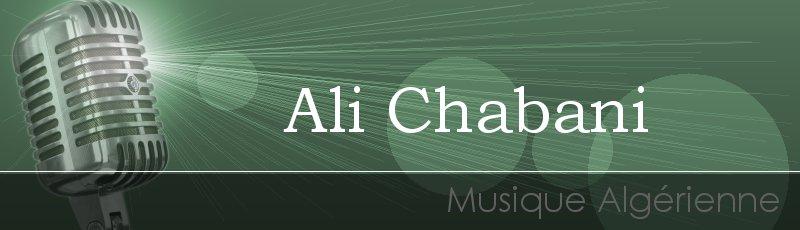 Tizi-Ouzou - Ali Chabani