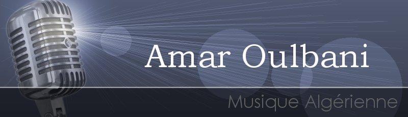 Tizi-Ouzou - Amar Oulbani