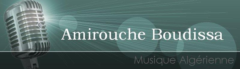 Tizi-Ouzou - Amirouche Boudissa