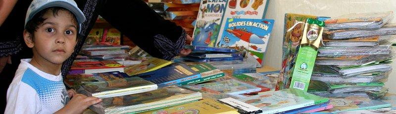 Béjaia - FELIV : Festival International de Littérature et Livre de Jeunesse