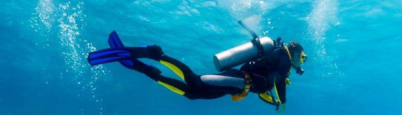 El-Oued - Plongée sous-marine