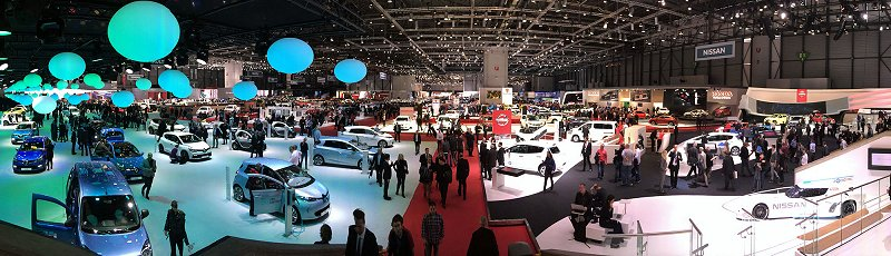Mila - Foires et Salons de l'Automobile