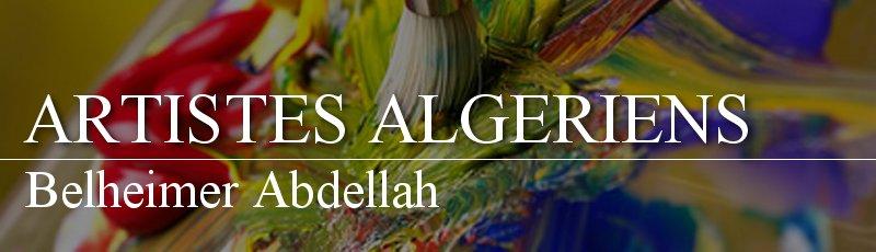 Tlemcen - Belheimer Abdellah