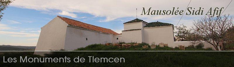 Tlemcen - Mausolée Sidi Afif, Tlemcen