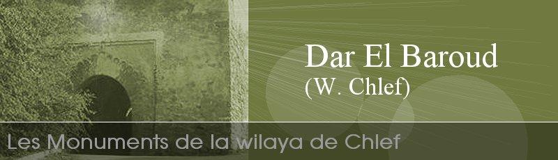Chlef - Dar El Baroud (W. Chlef)