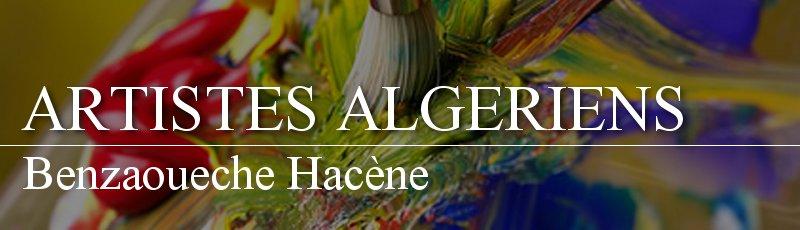 Alger - Benzaoueche Hacène