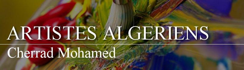 Algérie - Cherrad Mohamed