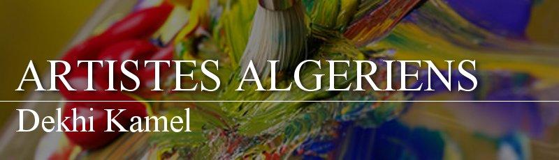 Algérie - Dekhi Kamel