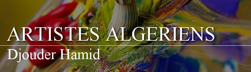 Alger - Djouder Hamid