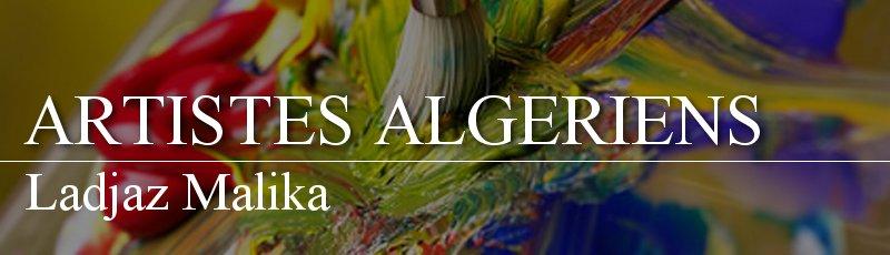 Algérie - Ladjaz Malika