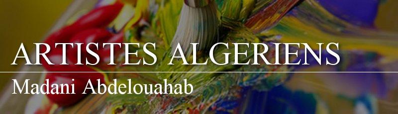 Alger - Madani Abdelouahab