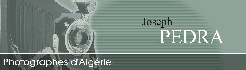 تلمسان - Joseph Pedra