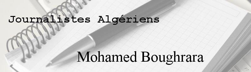 Algérie - Mohamed Boughrara