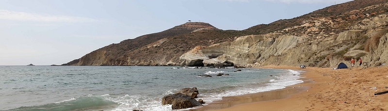 Mostaganem - Plages sauvages