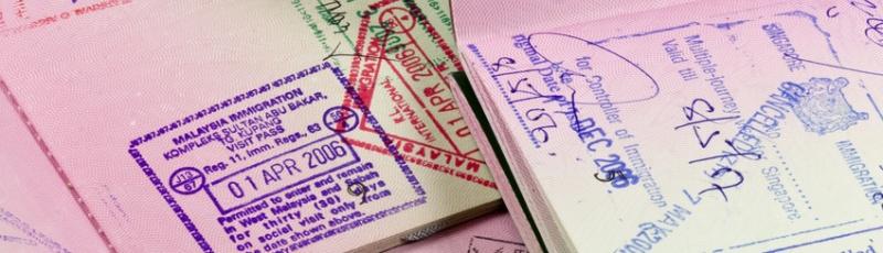 عنابة - Visas